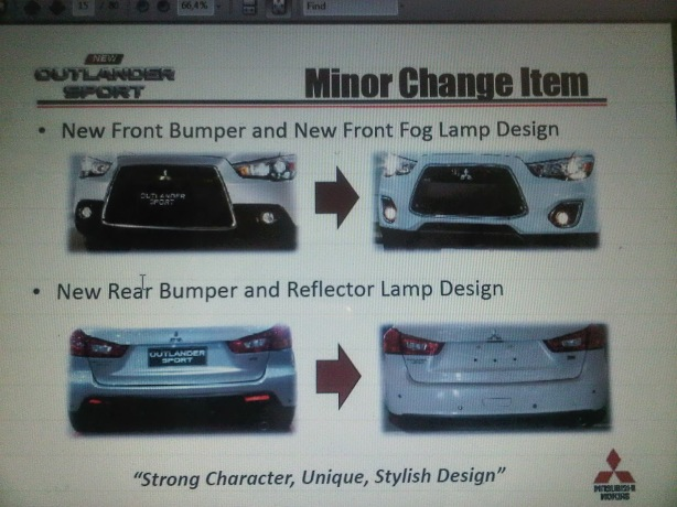 New Rear Bumper Design